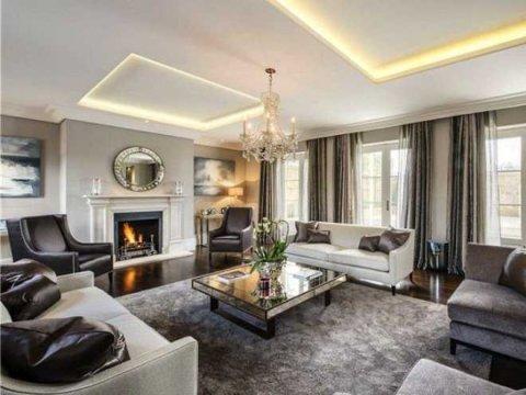 $27 Million Smart Home in London