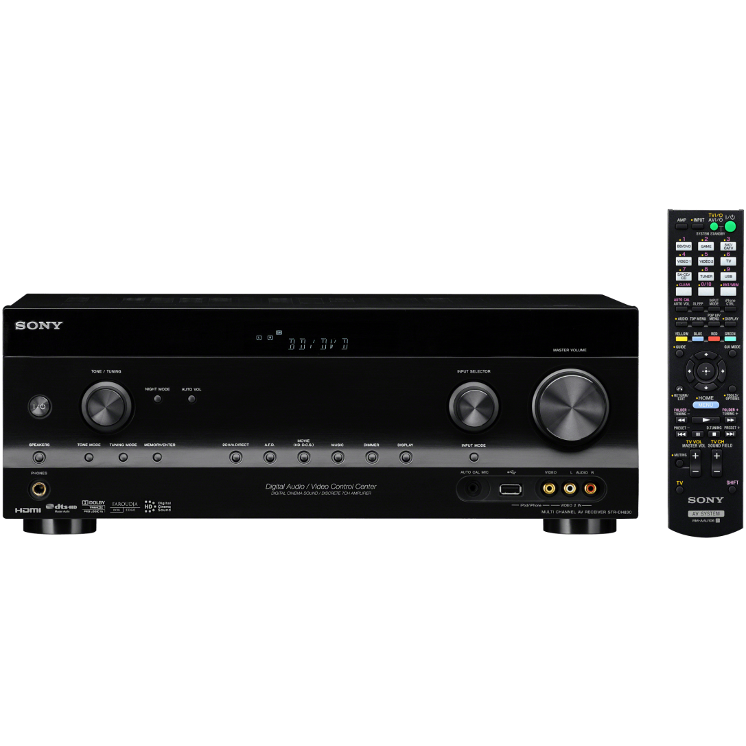 Home Theater Receivers < $1,000