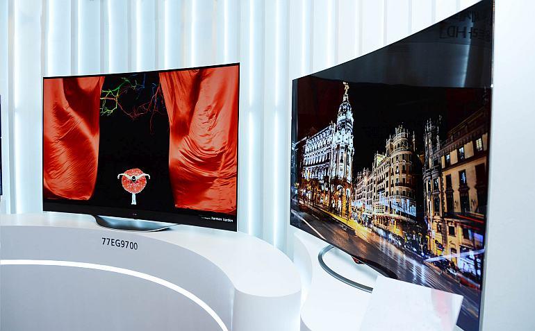 LG's 4K OLED