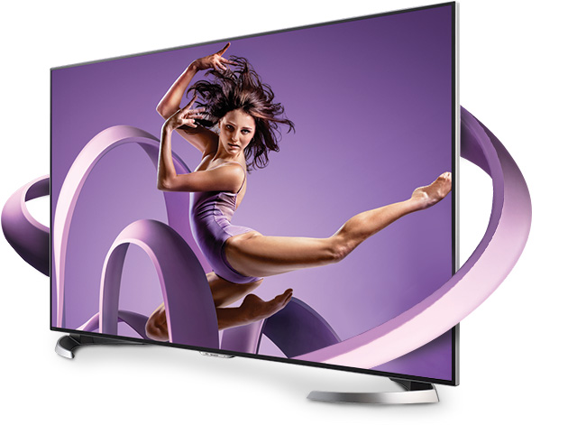 CES '14 Best UHD TV : Sharp Aquos