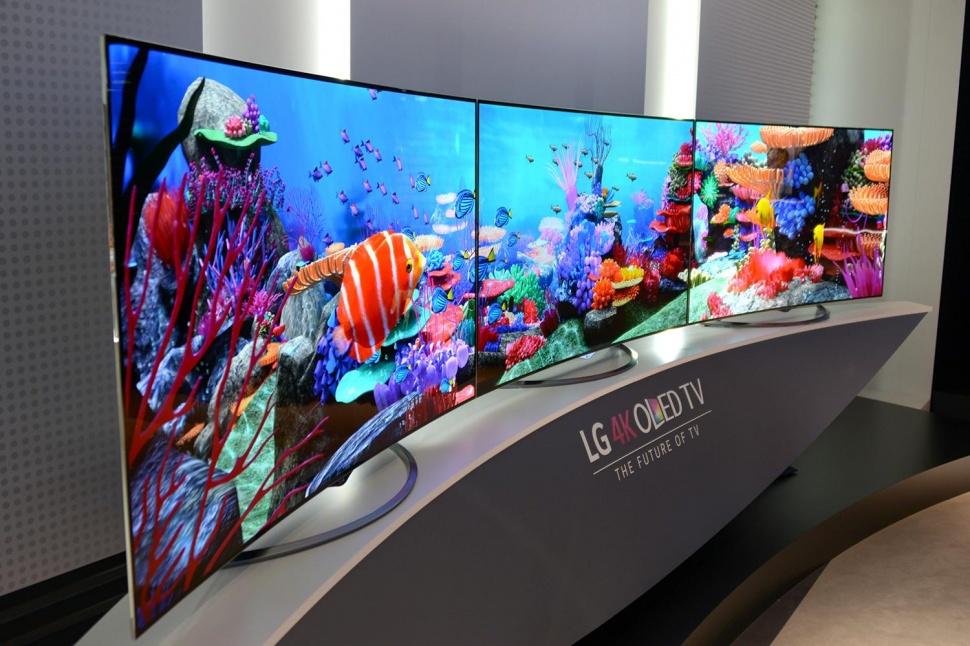 65 inch LG OLED 4K