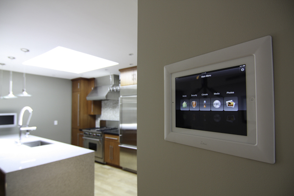 luxury smart home in hoboken nj designed by serious audio video smart home design - Smart Home Design