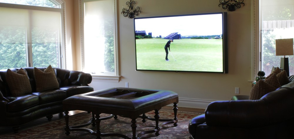 smart home design.  Smart Home design installation by Serious Audio Video Automation