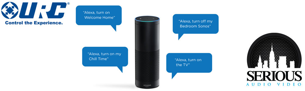 URC & Amazon Alexa