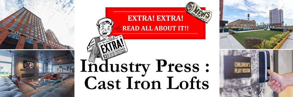 Press : Cast Iron Lofts