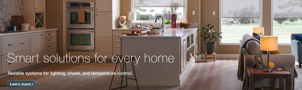 Energy Efficiency w/ Lutron